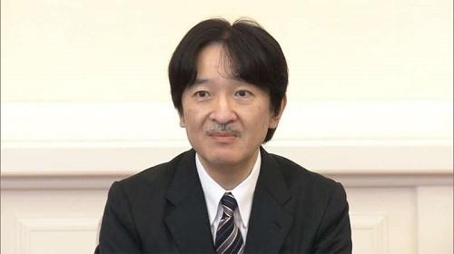 秋篠宮殿下誕生日会見