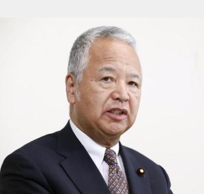 自民党の甘利明税調会長