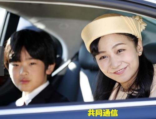 佳子さま天皇と皇后に誕生日の挨拶悠仁さまと.
