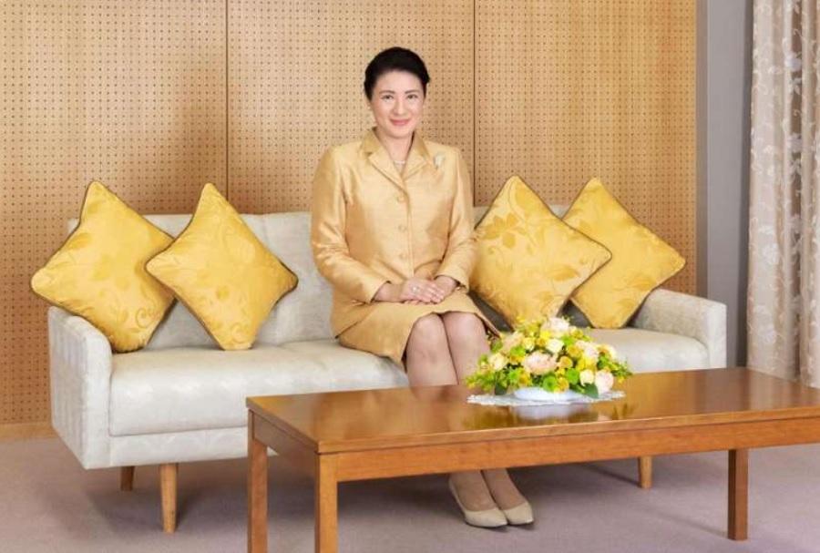 雅子皇后、56歳誕生日ゴールドの誓い