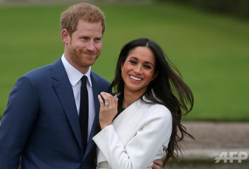 ヘンリー王子とメーガン、今春に公務引退 公費や敬称辞退