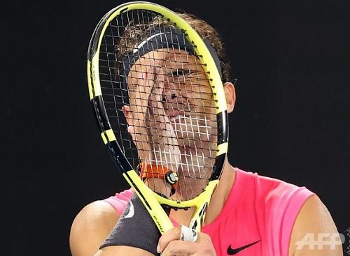 2020年全豪オープンテニスナダルがティームに敗れる