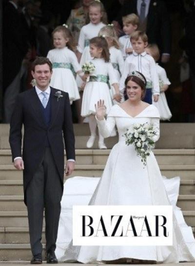 ユージェニー王女結婚