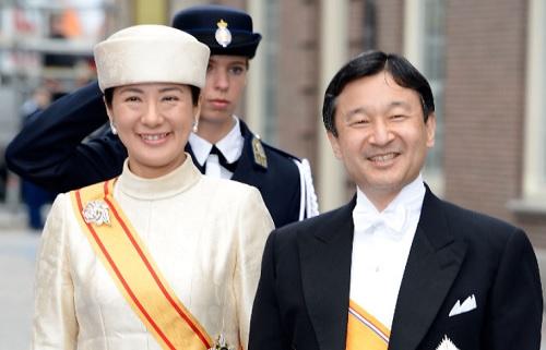 雅子さまと天皇