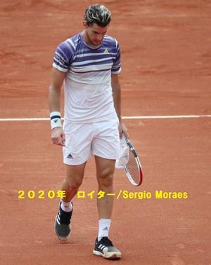 ティーム2020年リオオープン準々決勝敗退