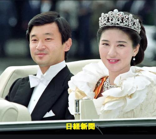 天皇(当時皇太子)と雅子皇后