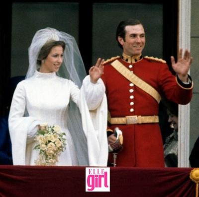 アン王女結婚式