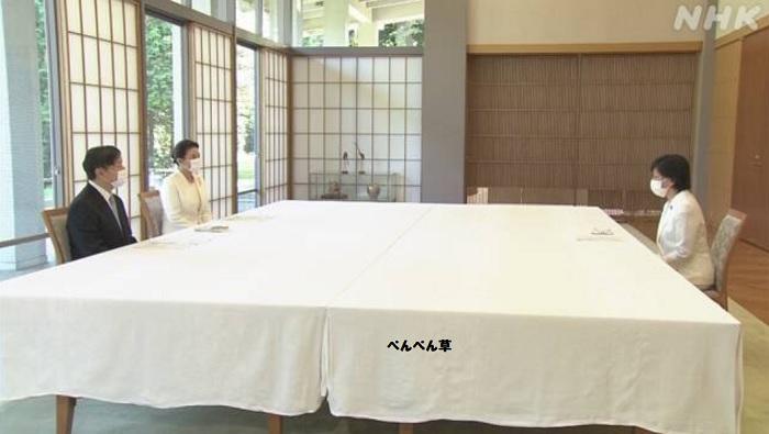 天皇皇后雅子さま 国連の軍縮部門トップと面会2