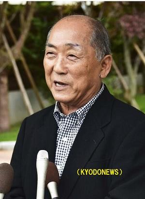 大坂なおみのお祖父ちゃん