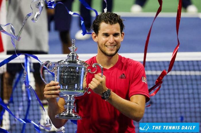 2020年全米オープンテニスドミニクティエム優勝