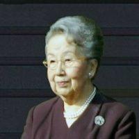 三笠宮百合子さま(97)退院