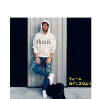 ドミニク・ティームがブログで東京五輪参加を発表!