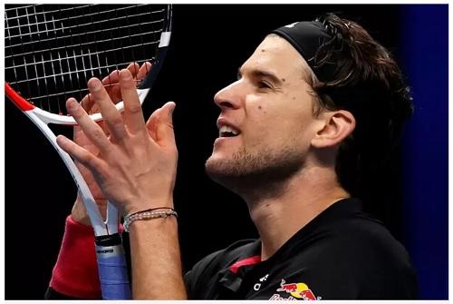 2020年ATPファイナルズティームジョコビッチに勝利