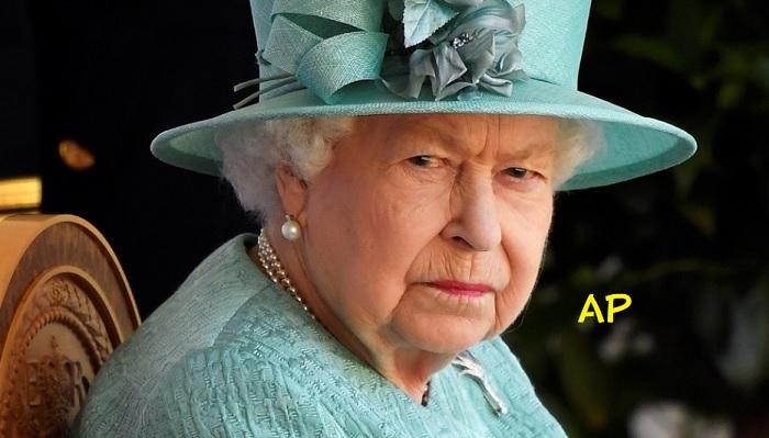 エリザベス女王盗難被害