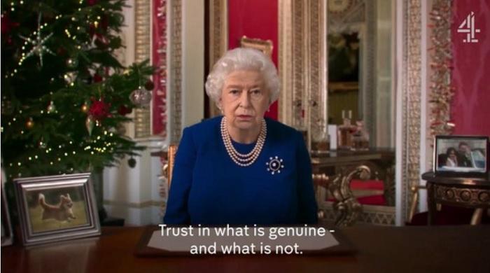 チャンネル4エリザベス女王