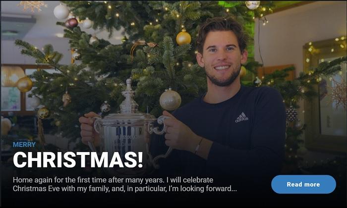 ティームのクリスマス