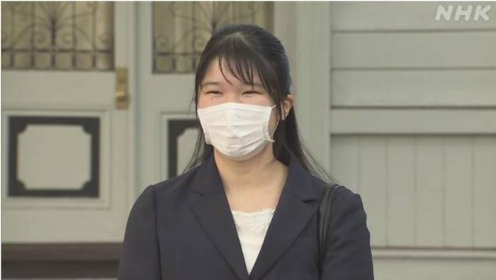 愛子さま1年遅れの入学式